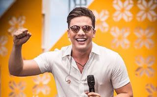 Agenda Shows 2018 Wesley Safadão Fevereiro Carnaval Mês Fevereiro