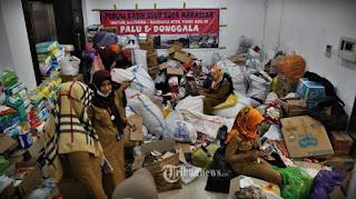 IDI: 80 Persen Korban Gempa dan Tsunami Palu-Donggala Mengalami Patah Tulang