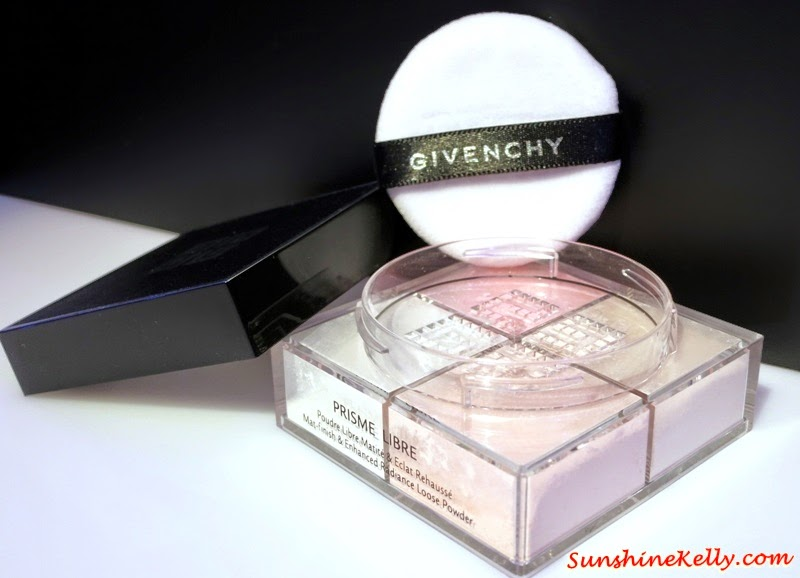 GIVENCHY Poudre Premiere, GIVENCHY Prisme Libre, Loose Powder, makeup, french makeup