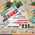 Ambarawa Heritage Run • 2018