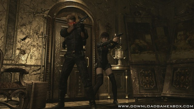 Resident Evil 0 HD Remaster [Jtag/RGH + DLC] - Download Game Xbox