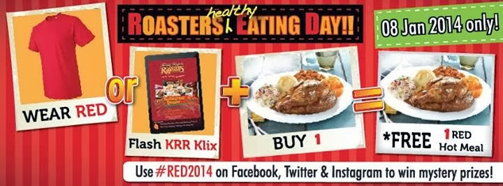 I Love Freebies Malaysia: Promotions > Kenny Rogers ...