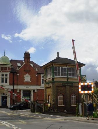Crawley Signal Box