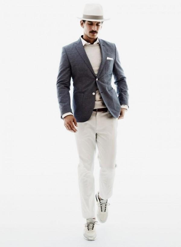 denim jacket men lookbook - photo #41