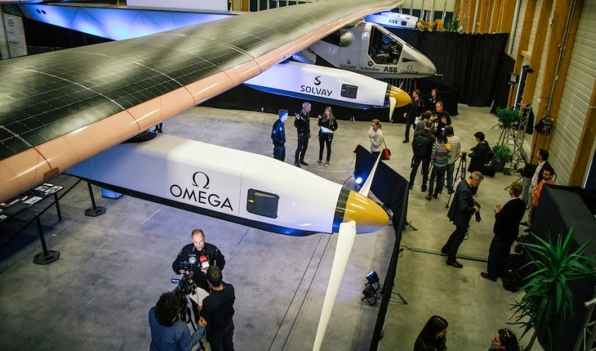 avion solar solar impulse