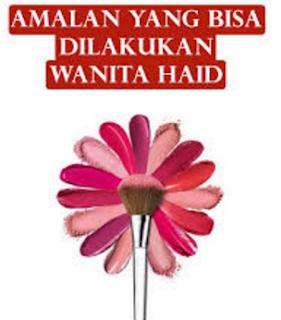 Amalan hari jumat untuk wanita haid