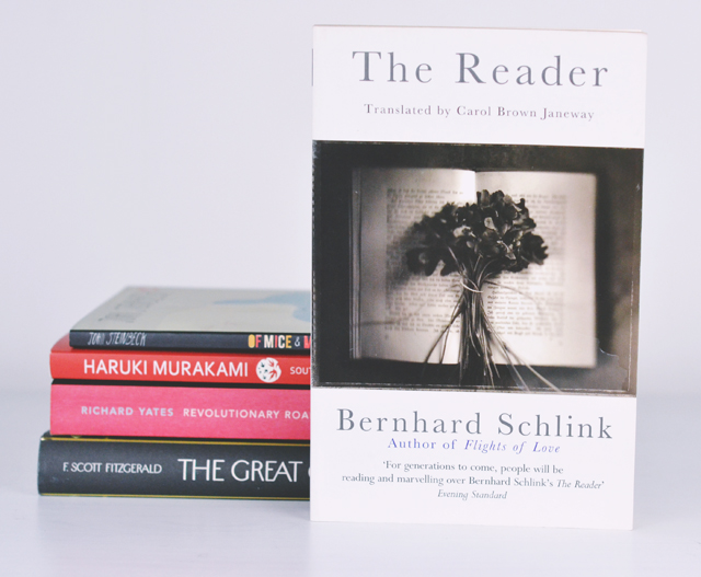 The Reader Bernhard Schlink Review