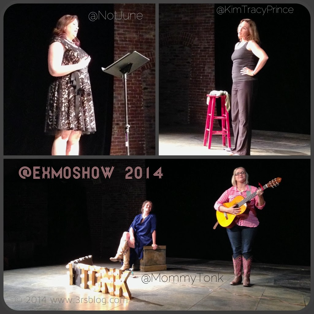 expressing motherhood show opening night 2014