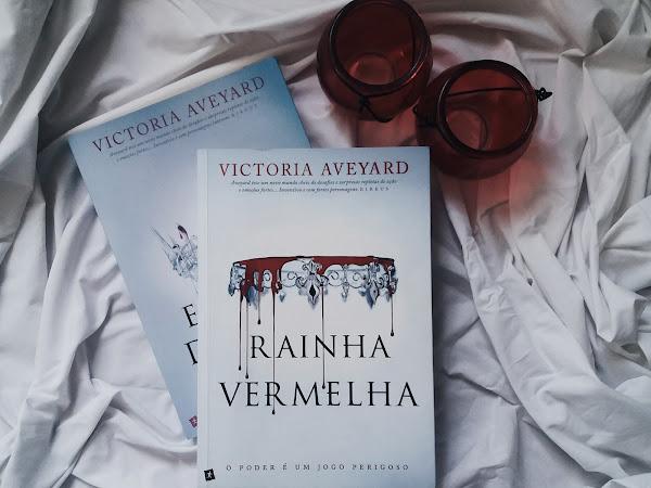 | Review | A Rainha Vermelha de Victoria Aveyard