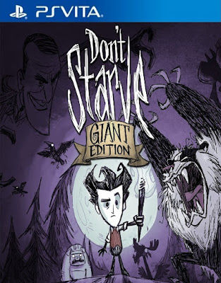 Don't Starve Giant Edition [PSVita] [USA] [VPK] [Mega]
