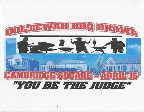 Ooltewah BBQ Brawl food festival even near Chattanooga