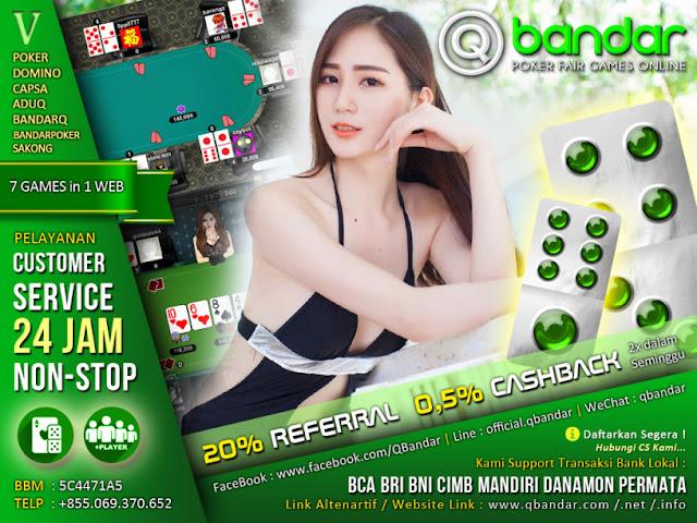 Trik Mendapatkan Jackpot Sakong Online QBandar