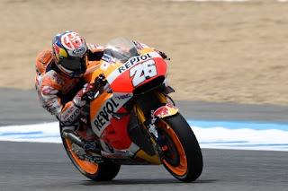 Hasil FP3 MotoGP Jerez Spanyol: Pedrosa Tercepat Lagi, Rossi Ke-5