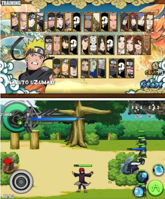 Free Download Kumpulan Game Naruto Senki MOD APK Full Character UPDATE   Download Naruto Senki MOD APK Full Character UPDATE 2018