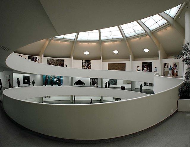 The Eye That Writes Solomon R Guggenheim Museum