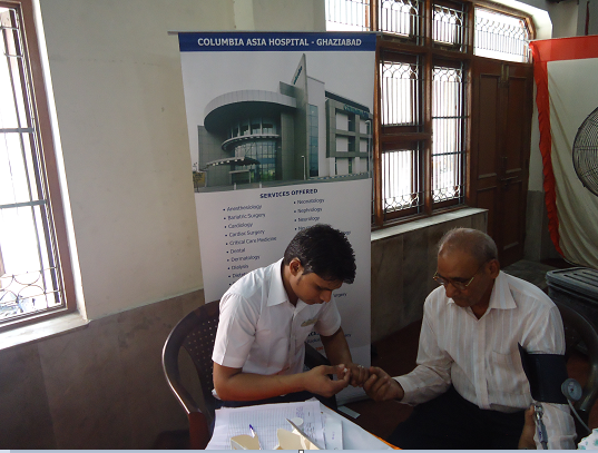 Columbia Asia Hospital - Ghaziabad launches a comprehensive 'Diabetes Care Program'