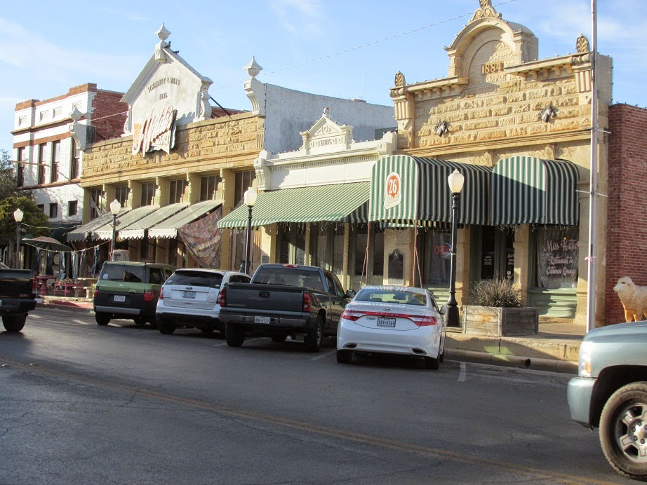 concho avenue san angelo texas