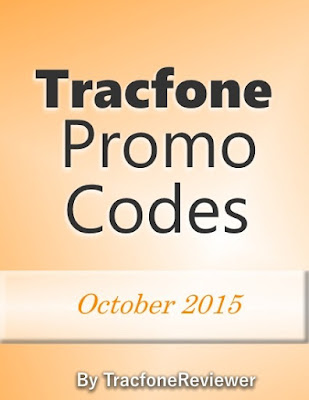 Below are the latest promotional and coupon codes for Tracfone that we have collected and  Tracfone Promo Codes for October 2015