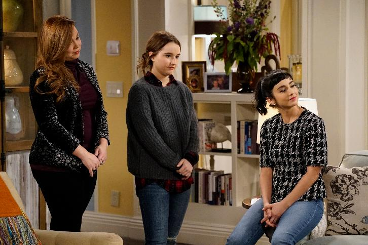 Last Man Standing - Episode 6.12 - Three Sisters - Promotional Photos & Press Release