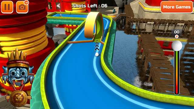 Mini Golf 3D City Stars Arcade – Multiplayer Rival