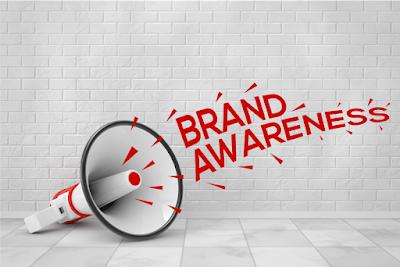 Better brand awareness