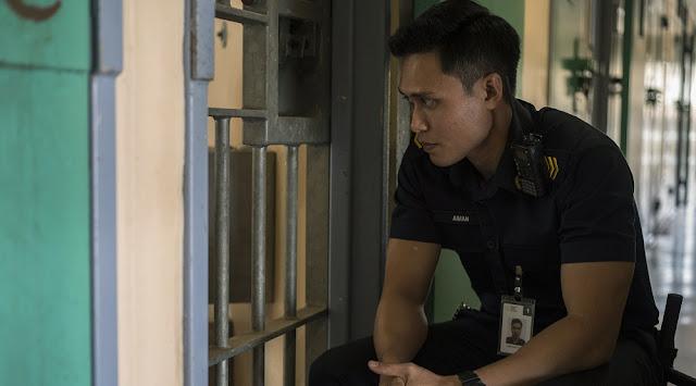 Firdaus Rahman apprentice sg film still