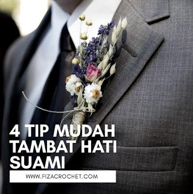 Cara mudah menambat hati suami