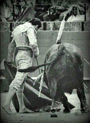 Resultado de imagen de El toreo clasico de Manolo Cortes