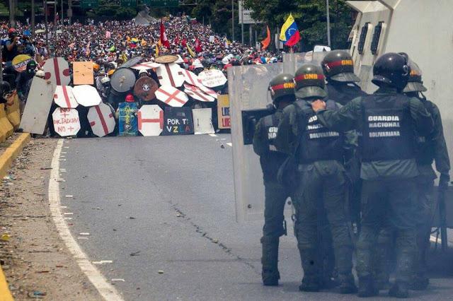 CIDH deploró medidas represivas en Venezuela