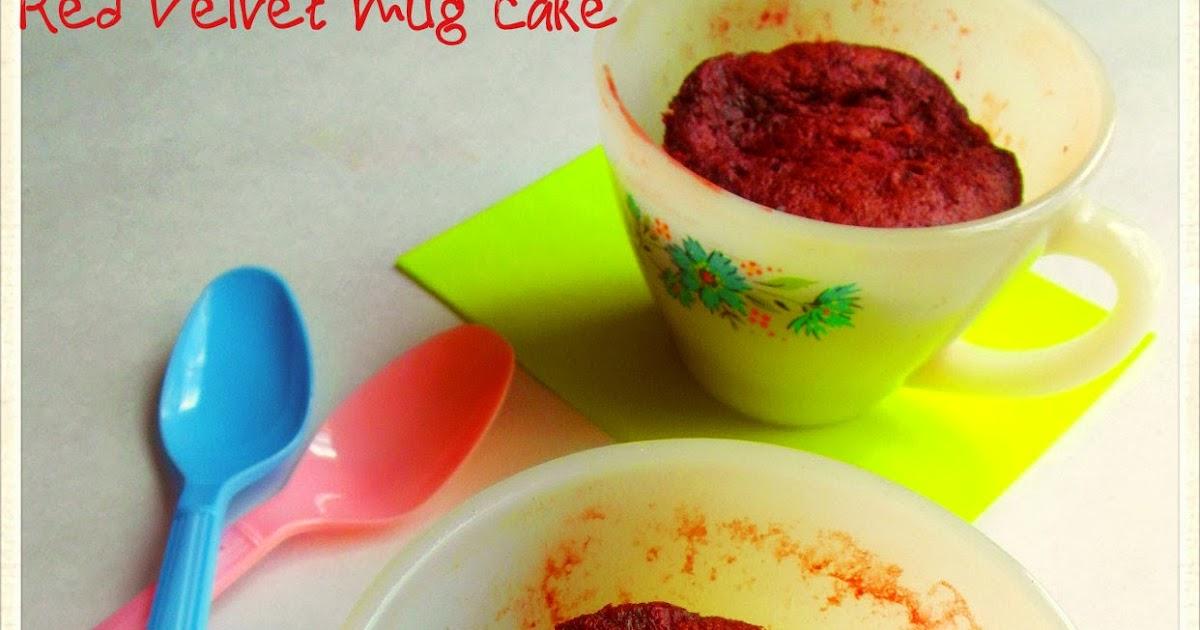 Mug Cake Sugar Cookie