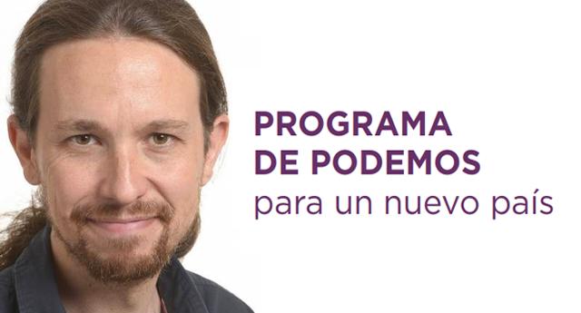 Pablo Iglesias propone limitar el sueldo de todos los diputados