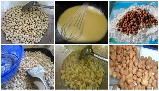 Resep Membuat Kacang Telur Dengan Kulitnya Yang EmpukRenyahGurih Komplit Lah