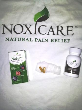 noxicare pain relief