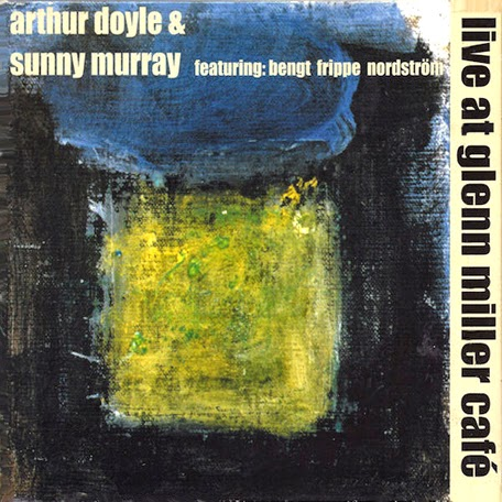 Arthur Doyle Trio - Live At The Alterknit