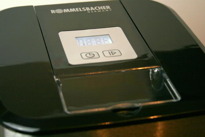 Rommelsbacher Eismaschine