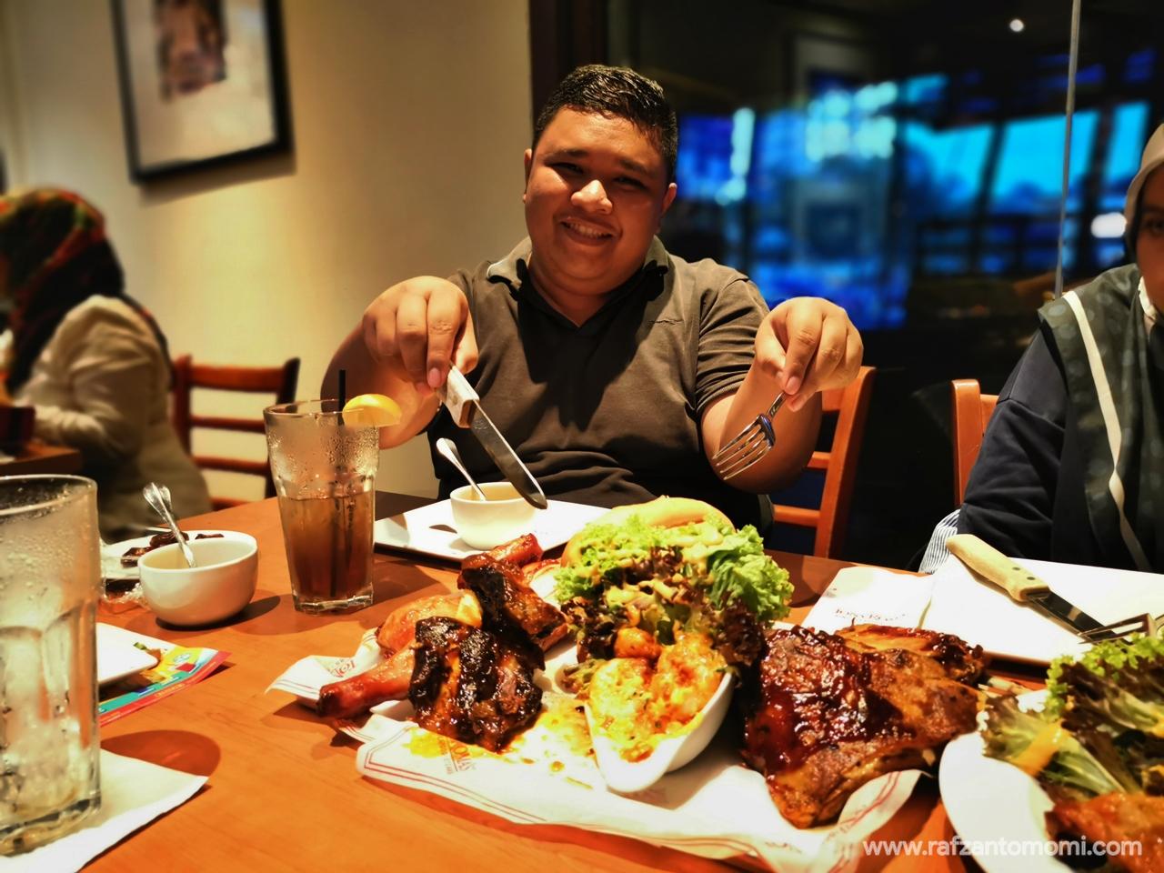 Menu Ramadan - Tony Roma's Festive Delight