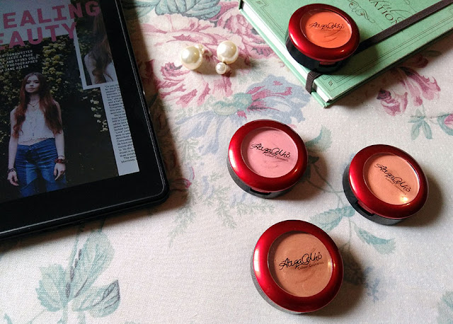 Atiqa Odho Cosmetics Blush ons, Odho Cosmetics, Makeup review, Pakistan Makeup, Beauty, Beauty Blog of Pakistan, Blush, Pink blush, orange blush, bronzer, red alice rao, redalicerao, Top Beauty Blog of Pakistan,