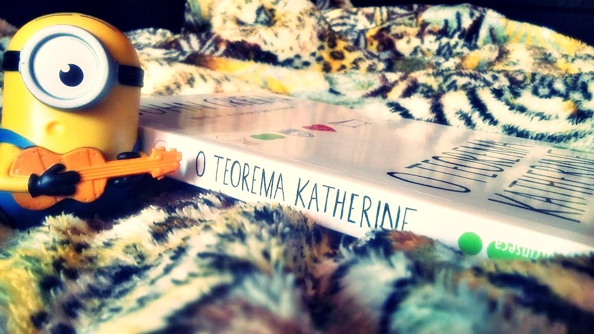 Resenha do livro O teorema de Katherine.