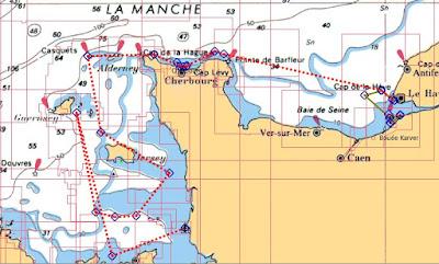 Parcours de la Solo Normandie
