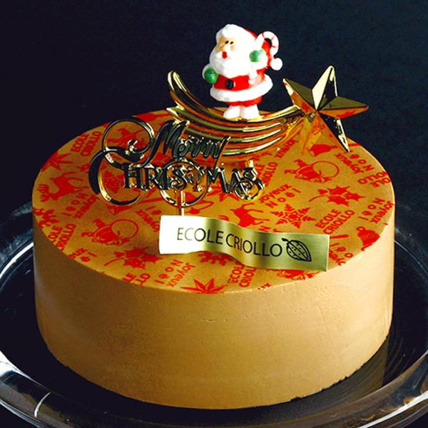 エコール・クリオロ クリスマスケーキ