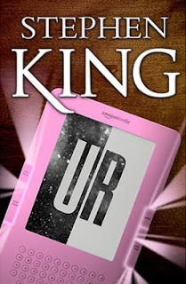 Front cover art for the book Ur written by Stephen King-Wikipedia