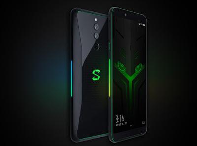 Xiaomi Black Shark Helo.