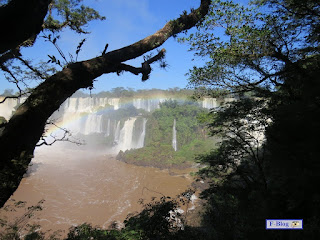 Cataratas del Iguazu - Parque Nacional