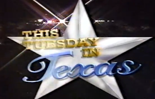 WWF / WWE - This Tuesday in Texas - logo graphic