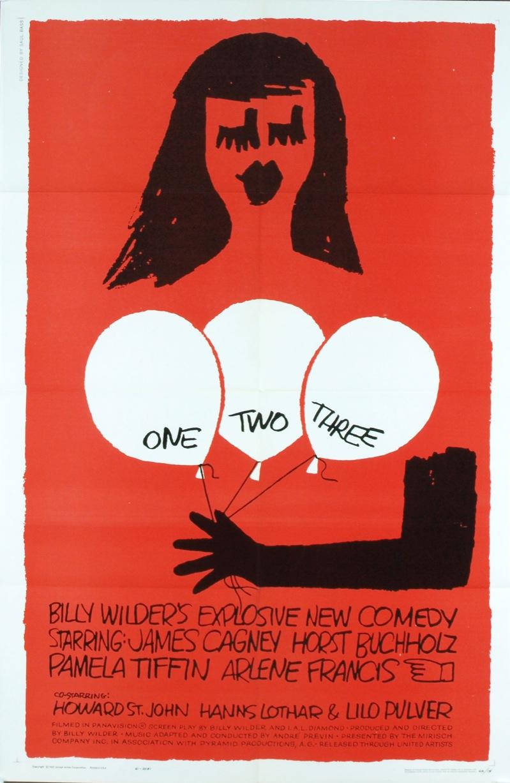 ART & ARTISTS: Saul Bass – film posters
