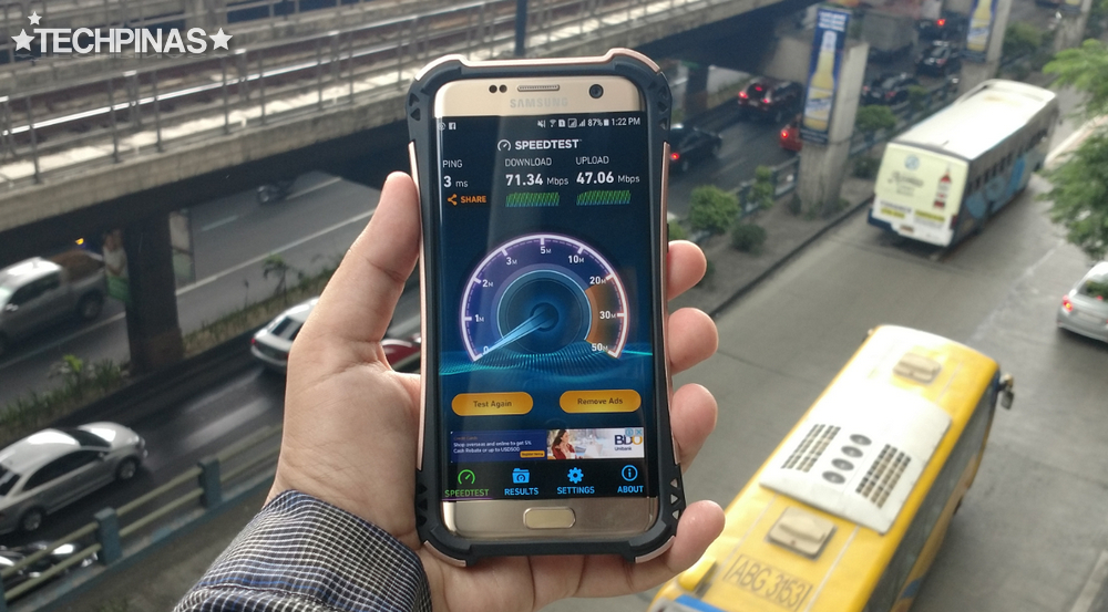 Free WiFi Along EDSA, Free Smart WiFi