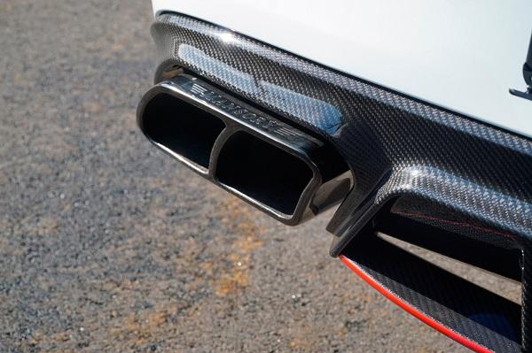 Mansory Mercedes-AMG C 63 Coupé
