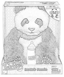 FurReal Friends coloring.filminspector.com