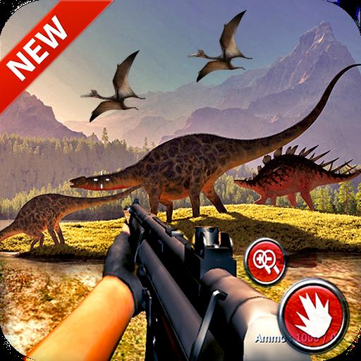تحميل لعبة Dinosaurs Hunter v3.1.0 مهكرة وكاملة للاندرويد أموال لا تنتهي