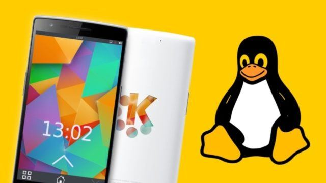 Smartphone com Linux?